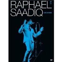 "RAPHAEL SAADIQ ""LIVE IN PARIS"" DVD+CD NEU"
