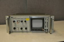Hewlett Packard 8410C Network Analyzer w/ 8412A Phase Disp *As-Is* *For Parts*