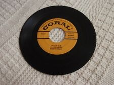 BUDDY HOLLY  PEGGY SUE/EVERYDAY  CORAL 61885