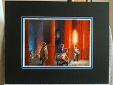 Robert Jordan Wheel of Time Fantasy Art Print The Dragon Reborn Darrell K Sweet
