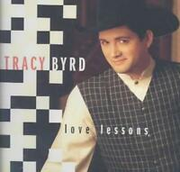 TRACY BYRD - LOVE LESSONS NEW CD