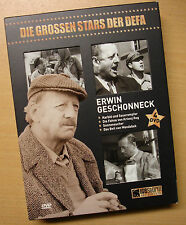 Erwin Geschonneck - Die grossen Stars der DEFA 4 DVDs Box Set DVD Set