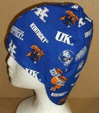 University of Kentucky 100% cotton, Welding, Biker, pipefitter,4 panel hat