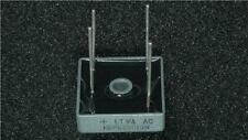 2 x Lite-On KBPC1506GW, Bridge Rectifier, 15A 600V, 4-Pin KBPC GW