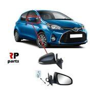 Per Toyota Yaris 2014.07-2018 Specchietto Laterale Elettrico Riscaldato Adatto 7