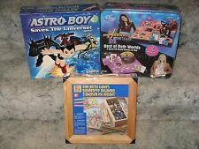 boardgame lot NEW Hannah Montana Best of Both Worlds/Astro Boy/Fun With Games