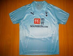 TOTTENHAM 2008 2009 AWAY PUMA Football shirt jersey XL