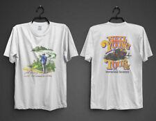 NEW Vtg 1985 NEIL YOUNG TOUR ROCK MUSIC CONCERT REPRINT T-SHIRT, SIZE S - 2XL