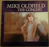 Mike Oldfield - The Concert 1980 tour programme