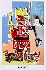 Untitled (1982), 2010 Exhibition Poster, Jean-Michel Basquiat - LARGE