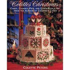 Colettes Christmas/Cakes, Cookies, Pies and Other
