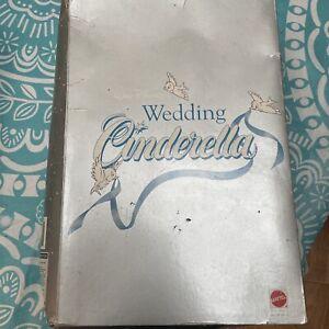 Cinderella Wedding Barbie,1995, Rare, Collectors Edition