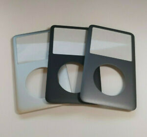 A1238 iPod Classic 6th 7th Front Housing Face Plate   Grey, Silver, Black Metal