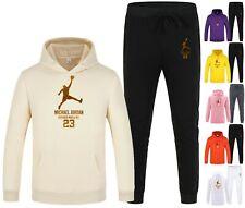 NEW Men's Michael Air Legend 23 Jordan Tracksuit Hoodie&Pants Sportswear Fashion