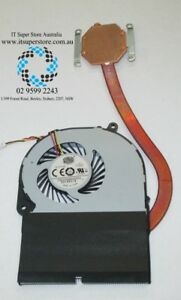 Genuine Toshiba H000068070 THERMAL MODULE Heat Sink with Cooling Fan