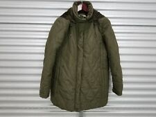 White Stag Olive green zipped buttoned lined hooded Winter Size: XL 16/18 Jacket