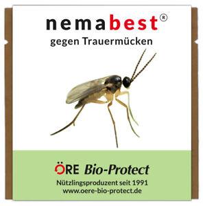 nemabest® SF Nematoden zur Bekämpfung von Trauermücken