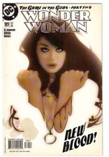 Wonder Woman 189 (April 2003) Fn/Vf Condition, Awesome Adam Hughes Cover