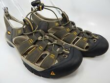 Keen Newport H2 Size: US 10 M (D) EU 43 Men's Sports Sandals Raven / Aluminum
