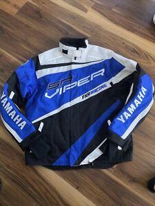 Yamaha SR Viper FXR Racing jacket New Without Tags