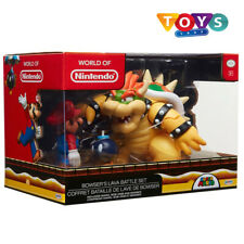New World Of Nintendo Bowsers Lava Battle Playset  IN STOCK Free Delivery Uk