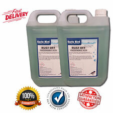 Phosphoric Acid 75% Rust Treatment and Limescale Remover 2 x 5 Litres