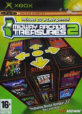 Midway Arcade Treasures 2 (Xbox), Very Good Xbox, Xbox Video Games