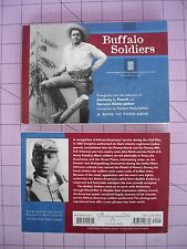 Buffalo Soldiers 28 Postcard Book Negro Black Americana West Point Lawton Nice