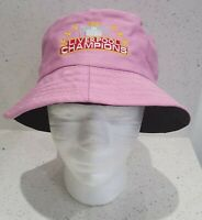 Liverpool Sun / Bucket Hat - Pink - Champs 2020.
