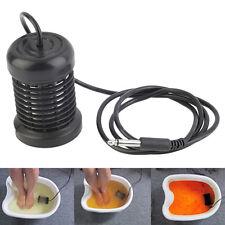 Detox Foot Bath Arrays Round Stainless Steel Array Aqua Spa Ionic Cleanse Ion MC