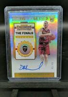 DYLAN WINDLER RC SP 45/49 Auto 2019-20 Contenders Rookie The Finals Ticket #129