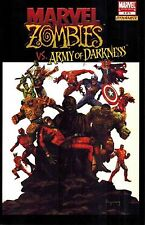 Marvel Zombies vs Army of Darkness #3 Arthur Suydam Dynamic Forces Variant Cover
