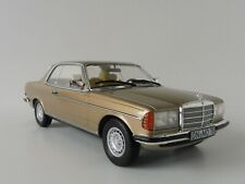 Mercedes-Benz 280CE 1980 1/18 Norev 183702 Mercedes C 123 280 Ce Champagne