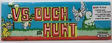 Vs Duck Hunt Arcade Game Marquee Fridge Magnet