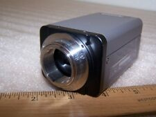CCD Inspection Security Camera 970203QA087 Variable Shutter 12V C-Sync Video K33