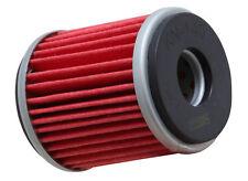 KN-140 K&N Oil Filter YFZ450 YBR250 YFM250R WR250R/F/X WR450F  YZ250F YZ450F XT