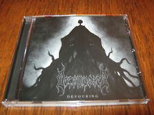 "DECOMPOSED ""Devouring"" CD    dismember convulse"