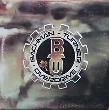 """Vinyle 33T Bachman-Turner Overdrive  """"Head on"""""""