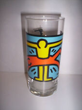 VERRE QUICK COLLECTION KEITH HARING / N°1