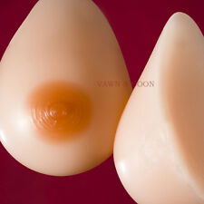 Silicone Breast Forms - HHH Cup 3580 grams / 7.89 lbs - Huge Massive Form