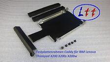 Hard disc frame Caddy for IBM Thinkpad X200 X200s X200w X201 X201s X201w