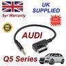 AUDI Q5 Series AMI MMI 4F0051510F Music Interface 3.5mm Jack input Cable