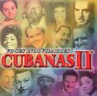NEW Voces Inolvidables Cubanas, Vol. 2 (Audio CD)