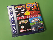 GameBoy Advance Box & Instruction Manual - Namco Museum Compilation (no game)