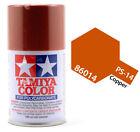 Tamiya 86014 PS-14 Copper Polycarbonate Spray Paint 100ml - US