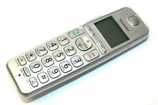 Panasonic KX-TGEA40 S Cordless Phone Extension Handset with Caller ID