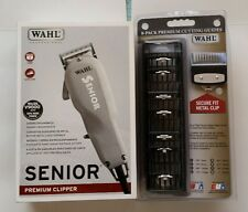 Wahl Senior Clipper w/8 pc Premium Guide Set