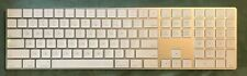Apple Magic Keyboard with Numeric Pad - Silver