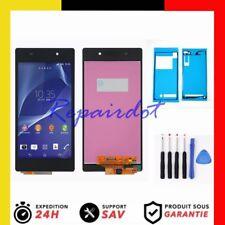 LCD Display für Sony Xperia Z2 D6502 D6503 Touch Screen Schwarz +2X Kleber+WKZ