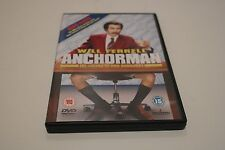 Anchorman DVD - Will Ferrell VGC Boxed Original